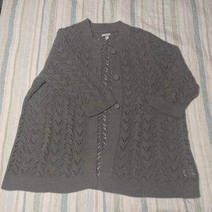 Croft & Borrow 2X  3-button sweater